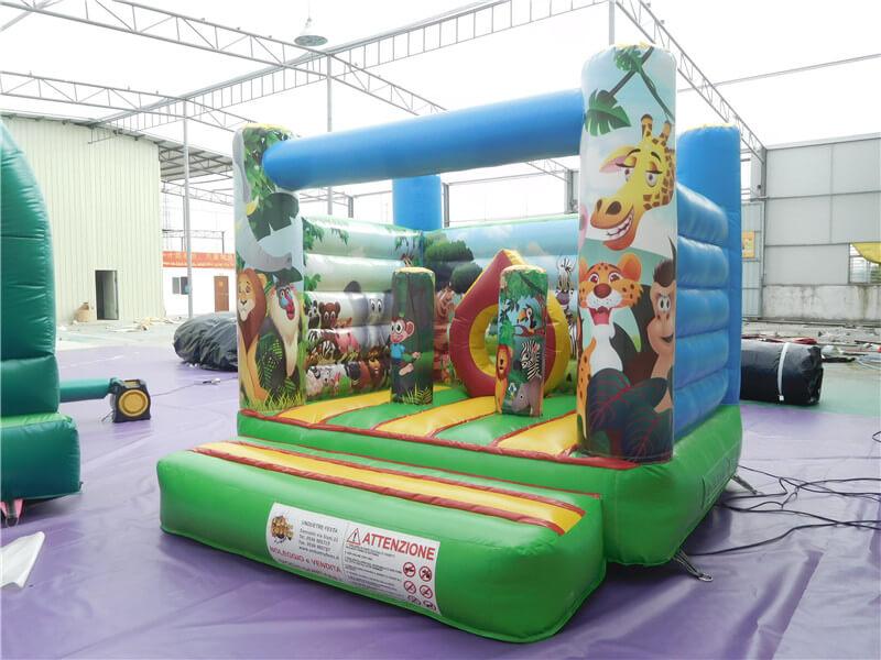salterello gonfiabile - salterello per bambini