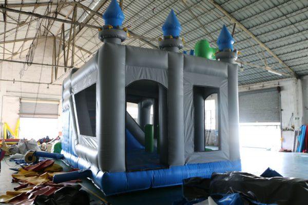 castello gonfiabile per bambini