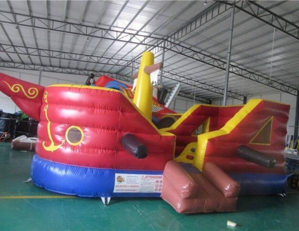 nave gonfiabile