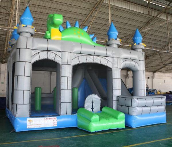castello gonfiabile usato