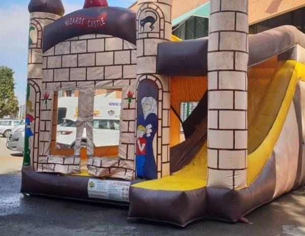 castello gonfiabile usato gonfiabili economici